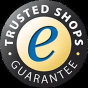 Zertifizierter Trusted Shop mit Käuferschutz